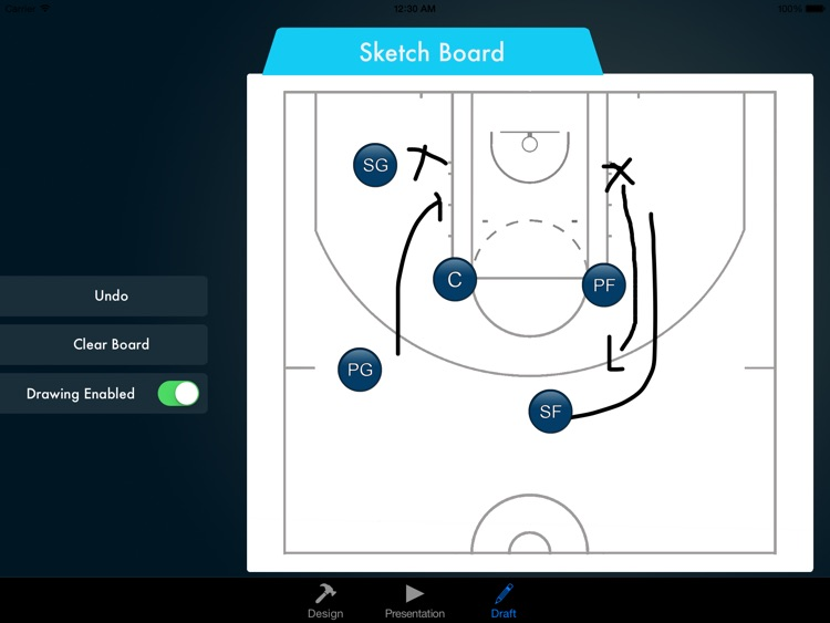 UltiBoard HD - Build Your Ideas of Basketball
