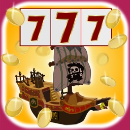 The Pirate Party Casino: Slots, Poker and Prize Wheel - Spin It To Win Buried Treasure Doubloons!