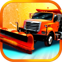 3D Snowplow City Racing and Driving Game with Speed Simulation by Best Games FREE