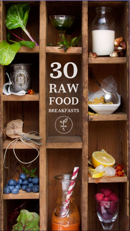 30 Raw - Breakfasts