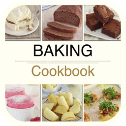 Baking Recipes - Photo Cookbook
