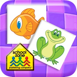 Memory Match Jr. - A School Zone Educational Game