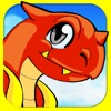 Tiny Dragon Dream - ファンタジーの王国の若いドラゴンの旅