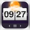 Momo天気時計