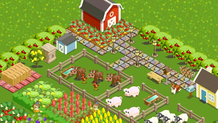 Farm Story™ screenshot-2