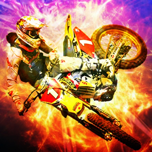 Extreme Bike 3D - Perform amazing stunts and maneuvers!