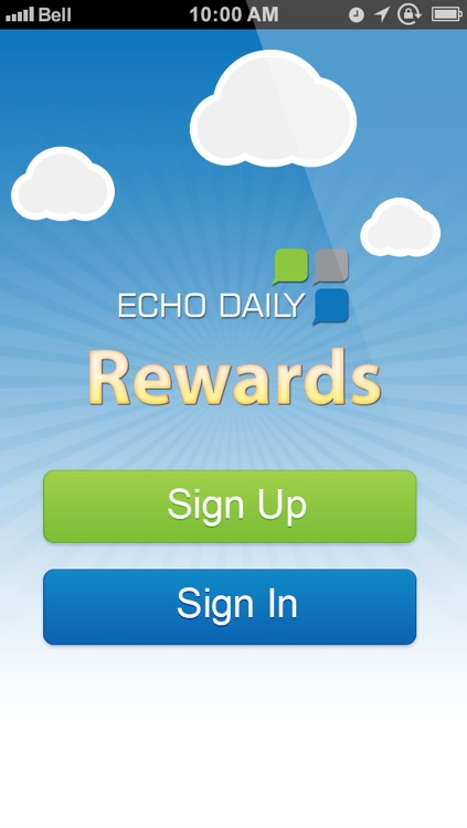 Echo Loyalty Rewards