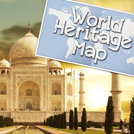 World Heritage Map
