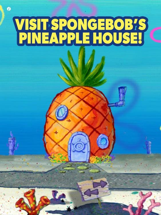 SpongeBob Tickler HD screenshot-3