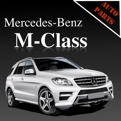 AutoParts  Mercedes-Benz M-class