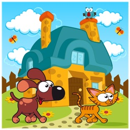 Cat and Dog Run Game - Puppy Pound Games