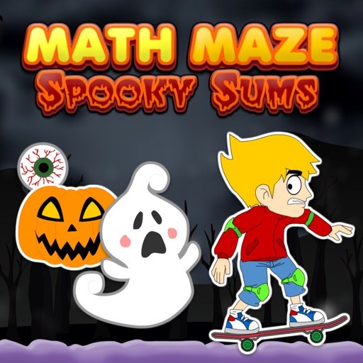 Math Maze: Spooky Sums HD