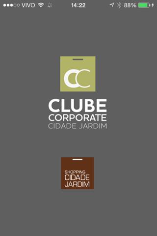 Clube Corporate screenshot 1