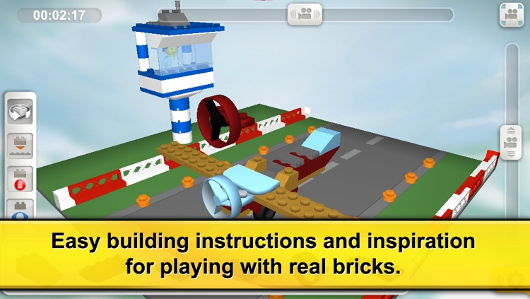 Bloxy Models Basic. Bricks For Kids screenshot-4