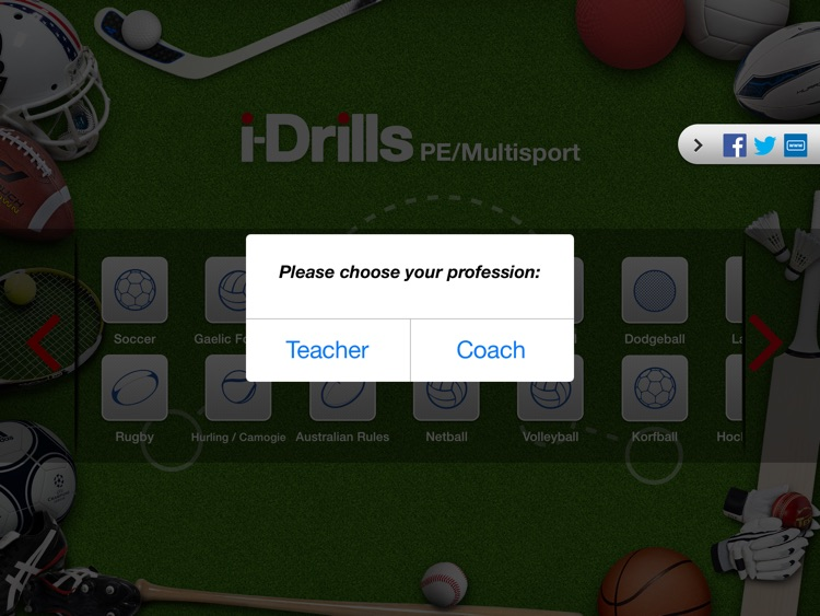i-Drills PE & Multi Sport Coachs App screenshot-3