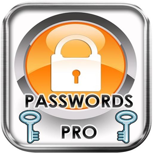 Passwords Pro - The Random Password Keycode Passphrase Generator