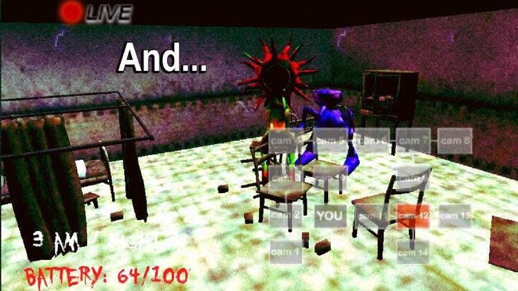 5 Nights in Asylum - Horror Game screenshot-3