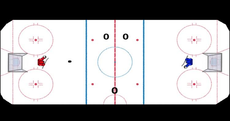 Hockey Goalie Pong