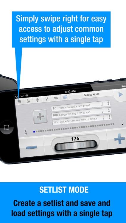 Metronome+ screenshot-4