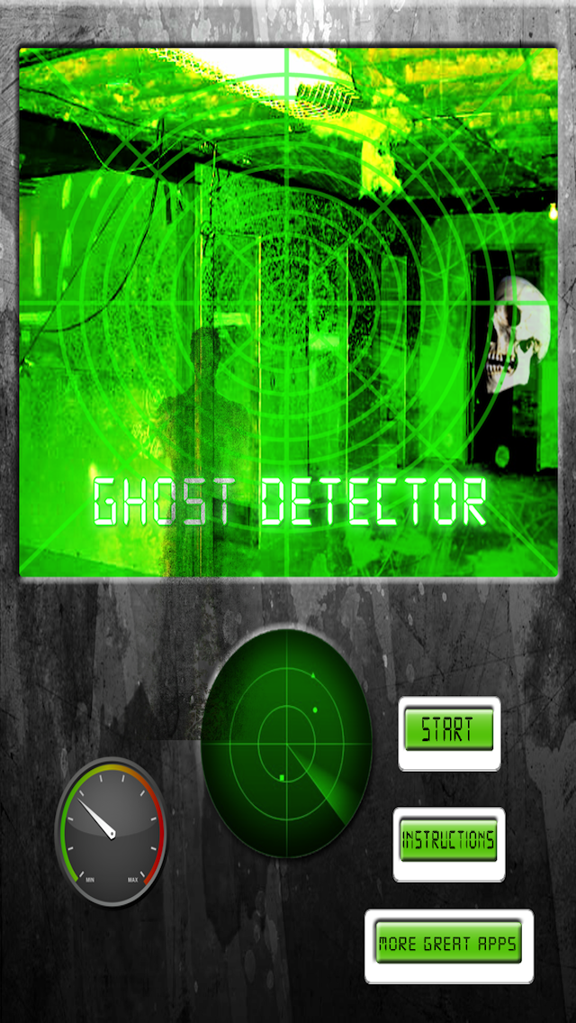 Ghost Detector Tool - Free EVP, EMF, and Tracking Tool | App Price Drops