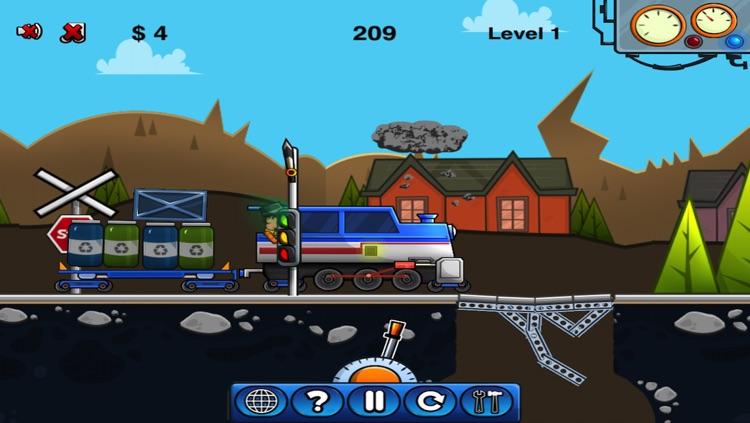 Repair The Bridge Mania Lite screenshot-4