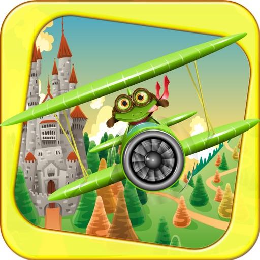 Frog Pilot Launch Adventure iOS App
