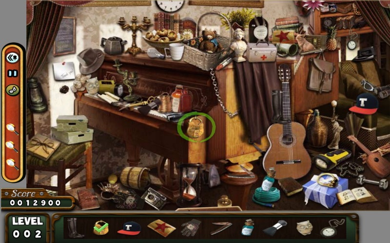 Hidden Objects - The Room - My Wallet - The Big House game | App Price Drops