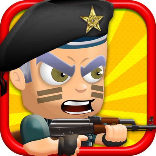 Iron Fist Harry & Trigger Man Sniper use Killer Force - FREE Game ! icon