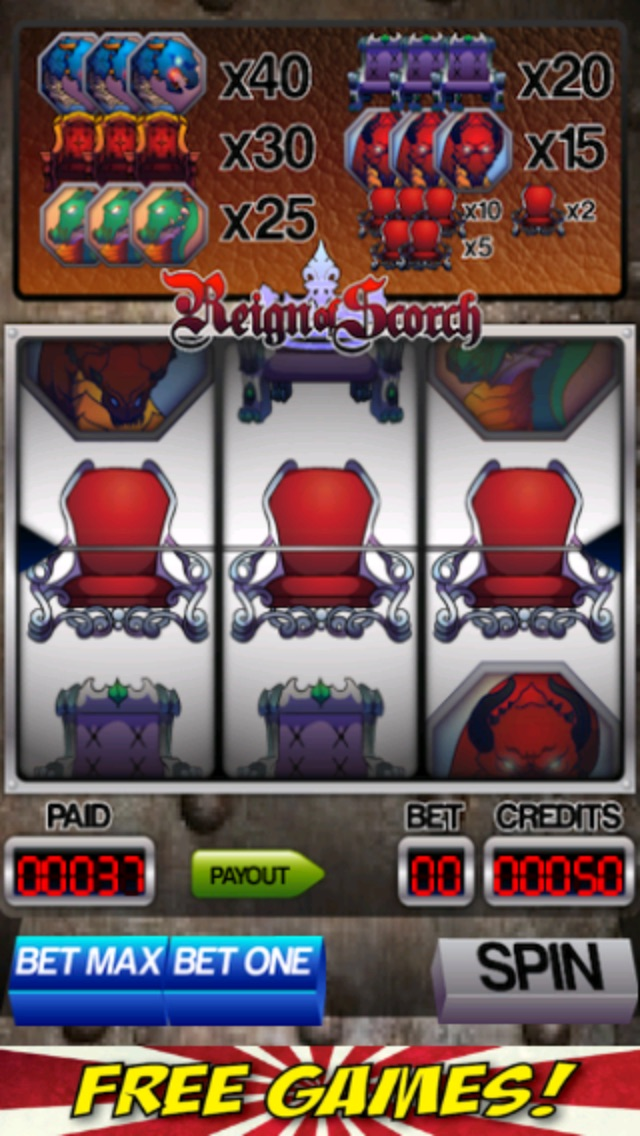 Dragons and Thrones Slot Machine-0