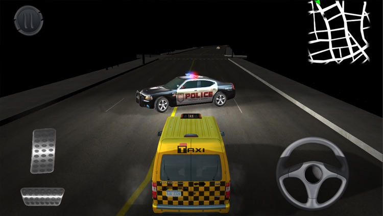 Mobster Taxi screenshot-3