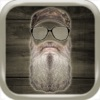 ちょっとジャックひげと口ひげブース - ダック王朝版 - iPhoneアプリ