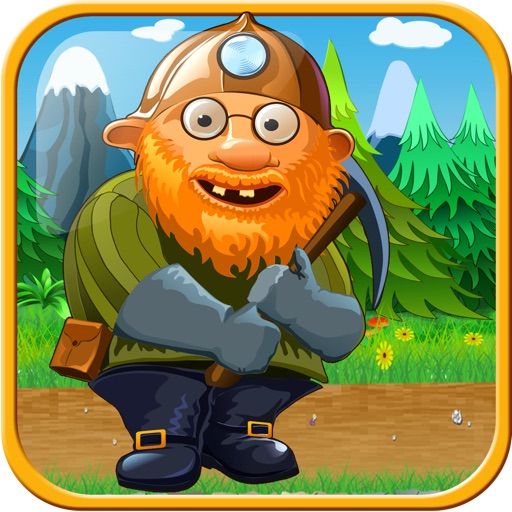 Gold Mining Rush icon