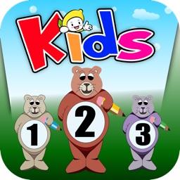 Kids 123 Coloring