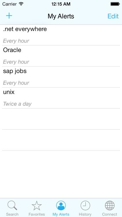 Jobs and Career Search screenshot-3