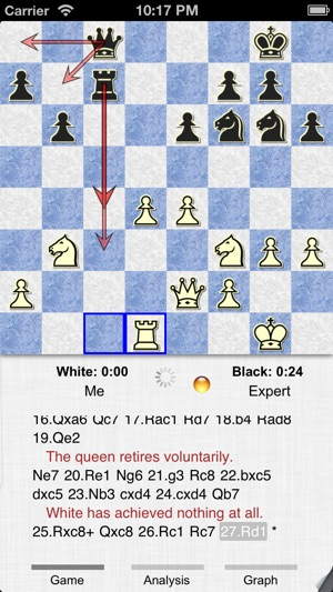 SmallFish Chess For iOS 6 - Free & Friends on the App Store