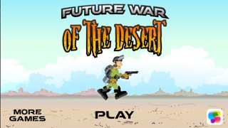 A Future War of the Desert - 沙漠之戰屏幕截圖2