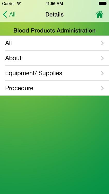 NurseTabs: Fundamentals screenshot-3