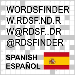 Words Finder Español/Spanish PRO - find the best words for crossword, Wordfeud, Scrabble, cryptogram, anagram and spelling