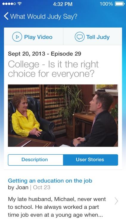 Judge Judy screenshot-3