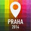 オフライン地図プラハ - ガイド、観光スポットと転送