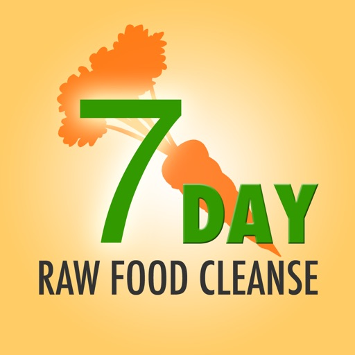 Raw Food Cleanse - 7 Day Healthy Detox Diet Plan