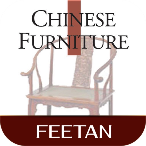 Chinese Furniture for iPad