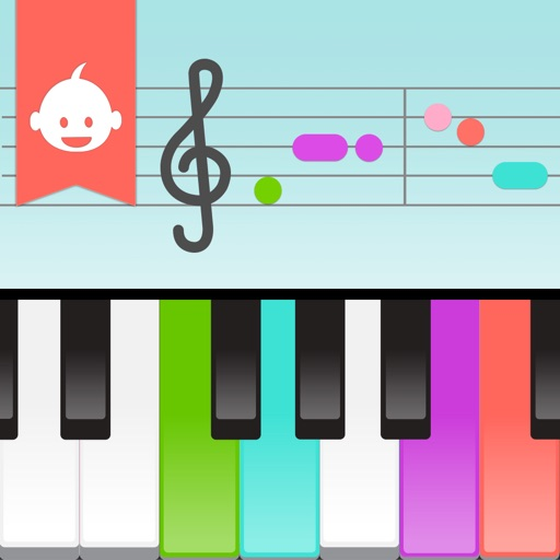 Play and Sing - Piano for Kids and Babies iOS App