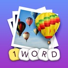 1 Word - a free quiz game icon