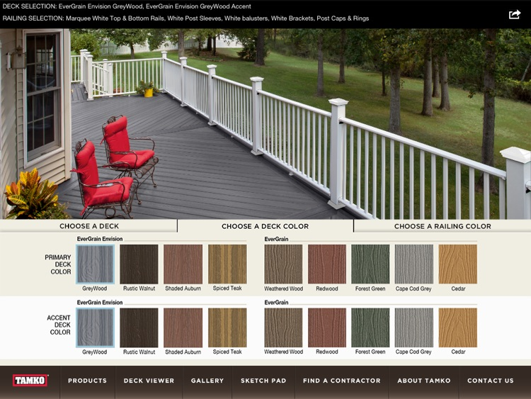 Decking Styles screenshot-0