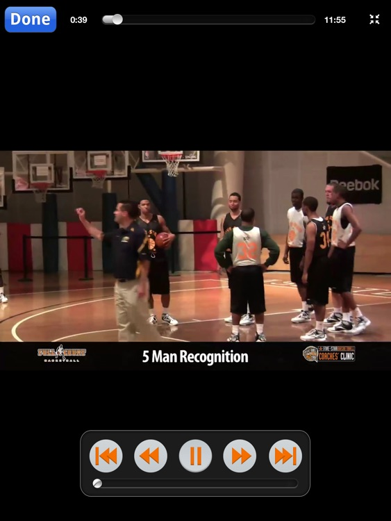 Intense Full Court Drills - With Coach Coach Tom Moore - Full Court Basketball Training Instruction - XL screenshot-4