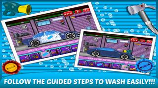 Little Car Wash –washing up free kids Games-2