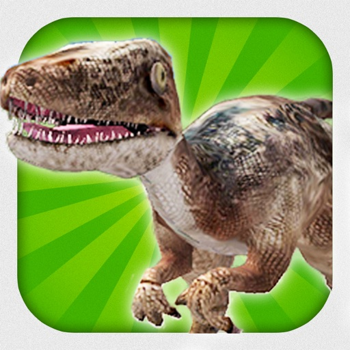A Dino Run: Prehistoric Dinosaur Escape - FREE Edition icon