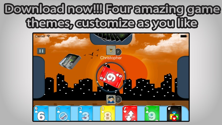 Crazy8 Twister screenshot-2