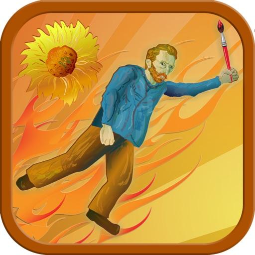 Van Gogh game: Art Ninja Free!